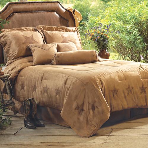 Luxury Star Bed Set - Super Queen