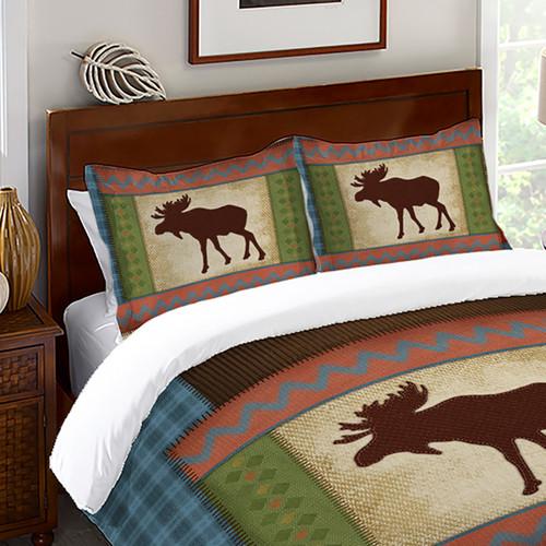 Mableton Moose King Sham