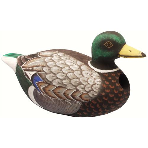 Mallard Duck Birdhouse