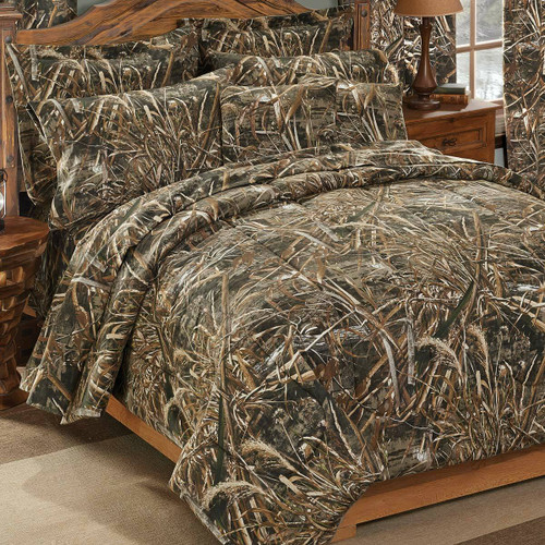 Max 5 Realtree Comforter Set - Twin - OUT OF STOCK UNTIL 11/11/2021
