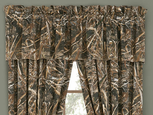 Max 5 Realtree Valance  - OUT OF STOCK
