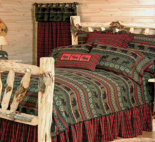 McWoods 1 Bedspread - Cal King