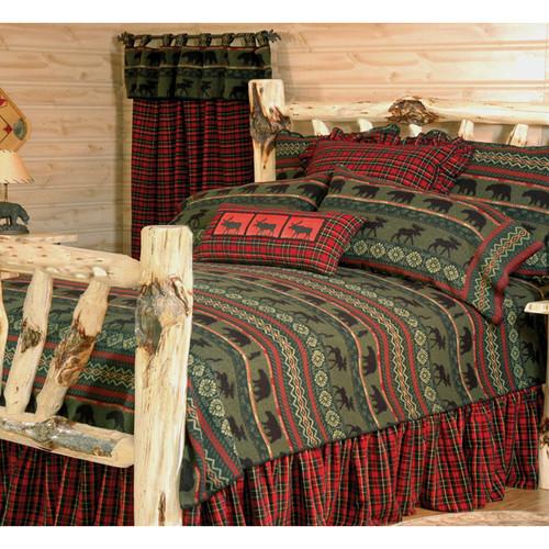 McWoods 1 Bedspread - Full/Queen