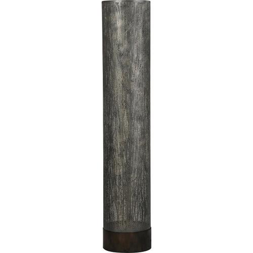 Metal Laser Cut Tree Floor Lamp