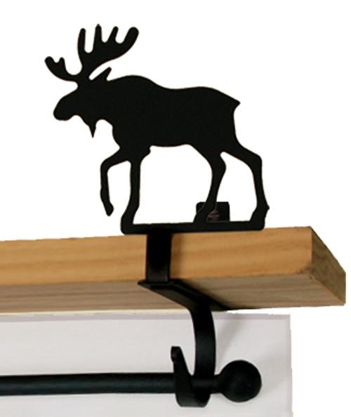 Moose Curtain Shelf Brackets (pair)