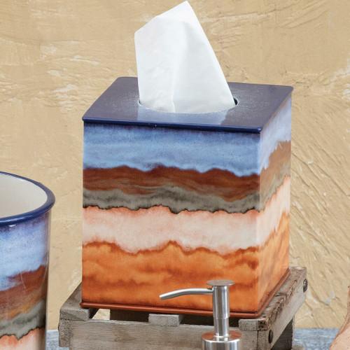Mojave Vista Tissue Box