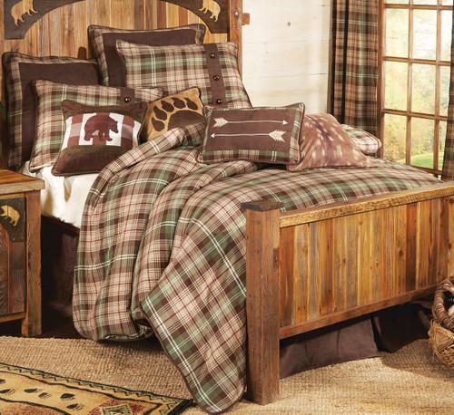 Durango Plaid Bedding Collection