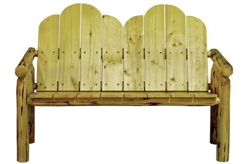 Montana Deck Bench - Exterior Finish