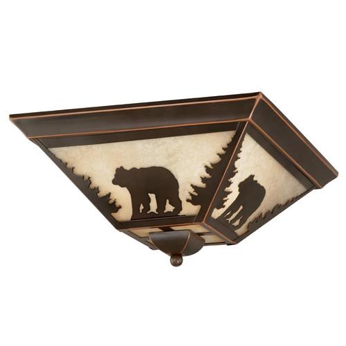 Montana Flush Mount Ceiling Light