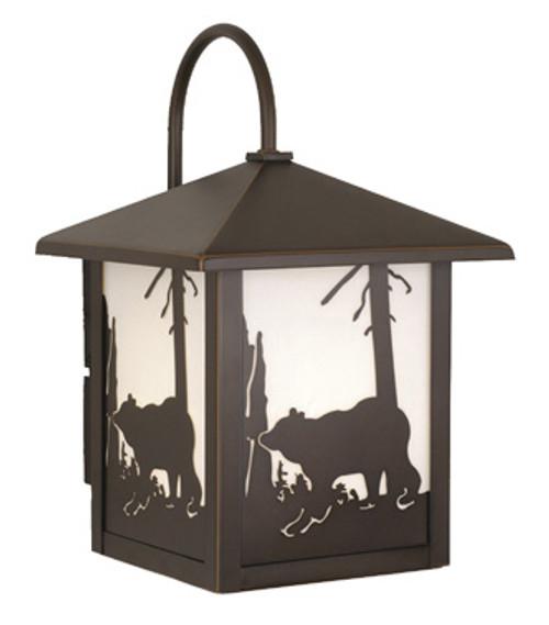 Montana Outdoor Wall Lamp