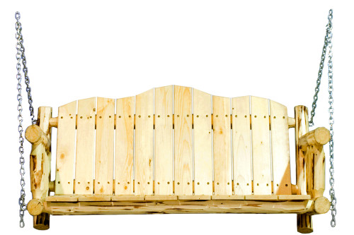 Montana Porch Swing - Exterior Finish