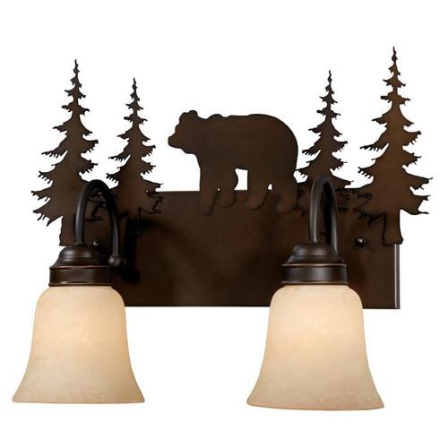 Montana Vanity Light - 2 Light