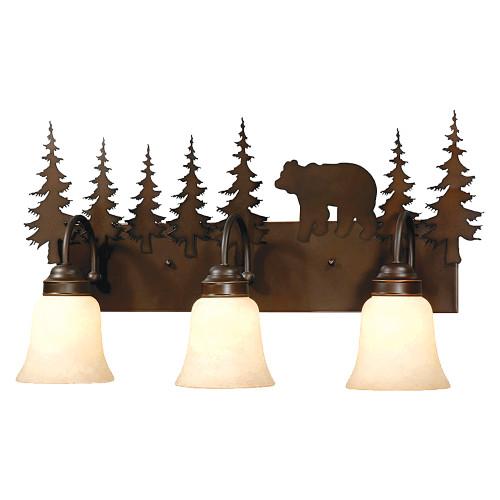 Montana Vanity Light - 3 Light