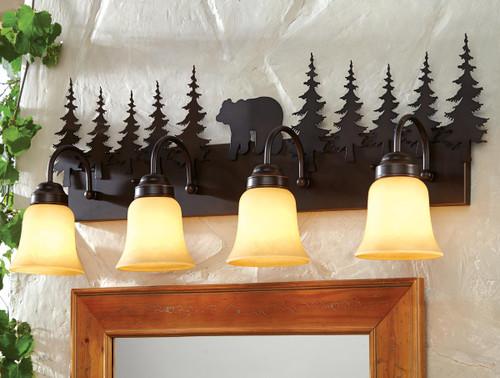 Montana Vanity Light - 4 Light