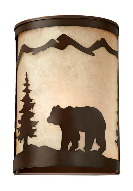 Montana Wall Sconce - BACKORDERED UNTIL 12/20/2021