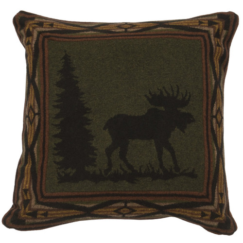 Moose 1 Euro Sham