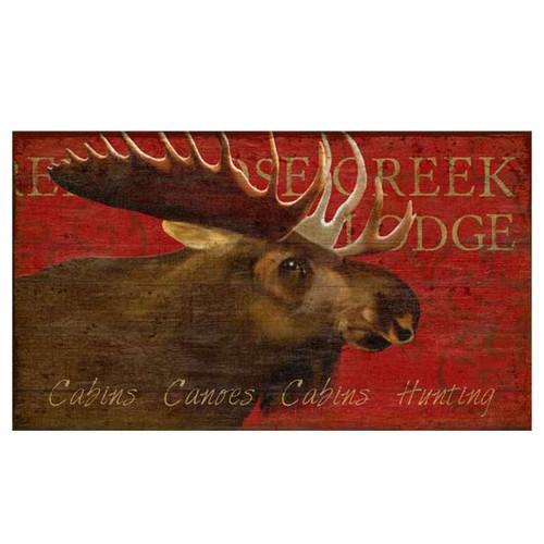 Moose Creek Wall Art