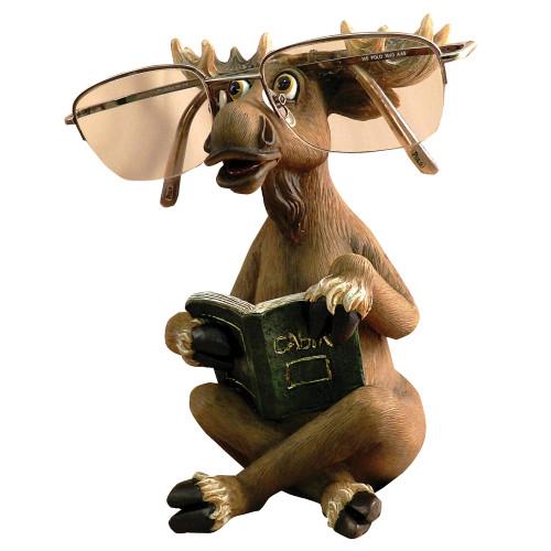 Moose Eyeglasses Holder