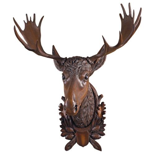 Moose Head Wall Mount