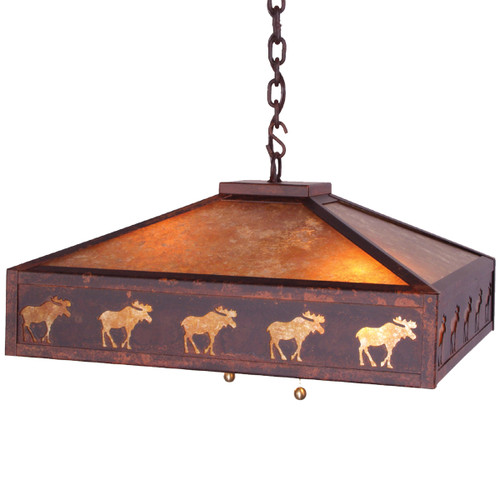 Moose March Small Swag Light - Rust