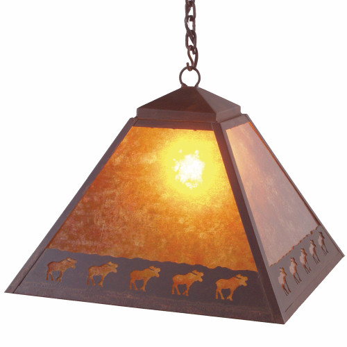 Moose March Swag Light - Rust