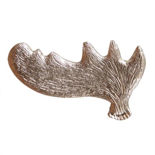 Moose Paddle Drawer Pull - Left Facing