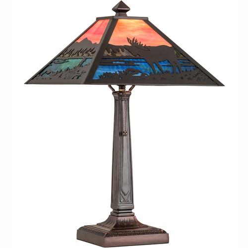 Moose Pond Table Lamp
