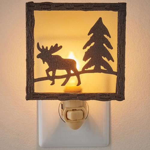 Moose Ridge Nightlight
