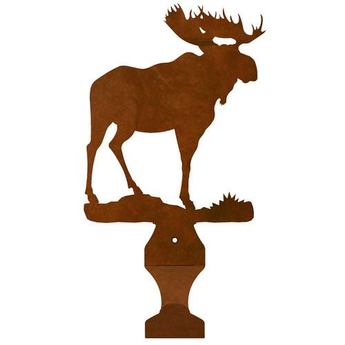 Moose Small Drape Rod Bracket