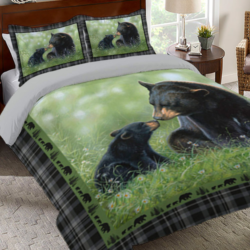 Loving Bears Comforter Collection