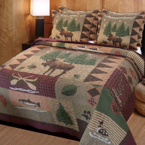 Moose Canyon Bedding Collection