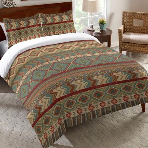 Pueblo Valley Comforter Collection