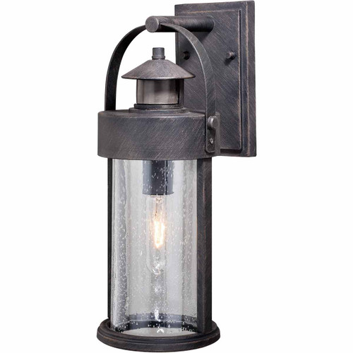 Mountaineer Outdoor Motion Sensor Wall Sconce