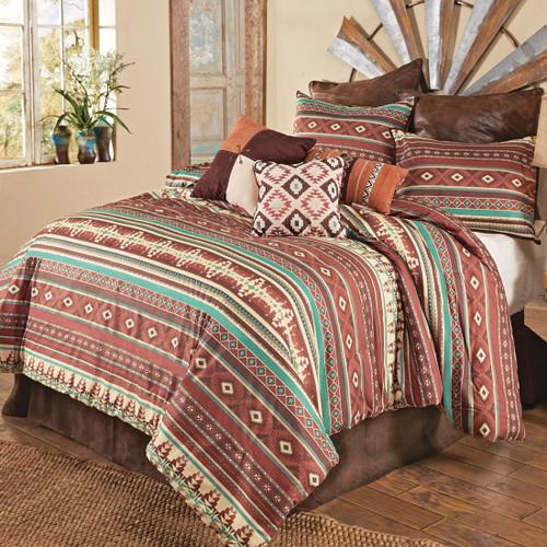 Sante Fe Spice Bedding Collection