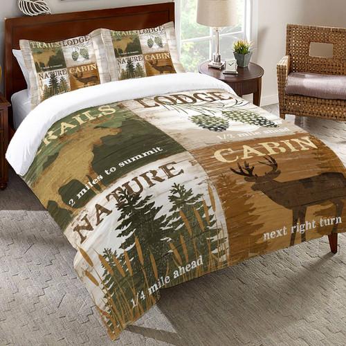 Nature Trails Comforter - Queen