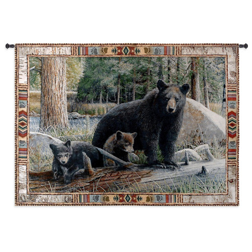 New Discoveries Large Wall Tapestry