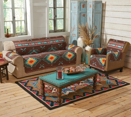 Diamond Arrow Furniture Covers