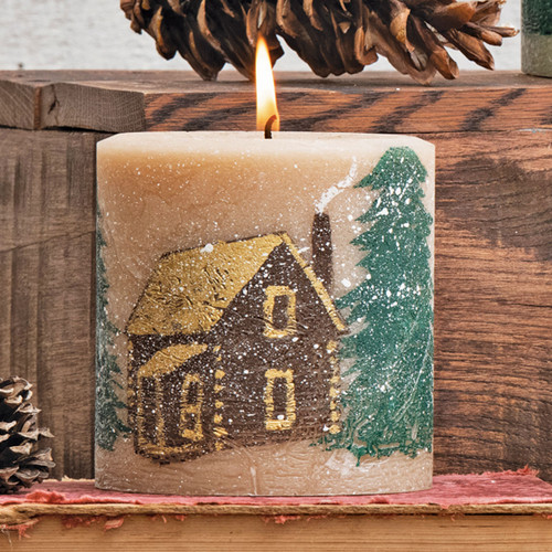 Northern Exposure Cabin Candle