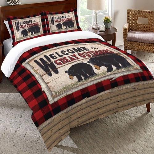 Northern Exposure Comforter - King - OVERSTOCK