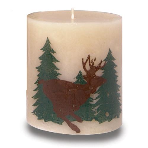 Northern Exposure Deer Candle