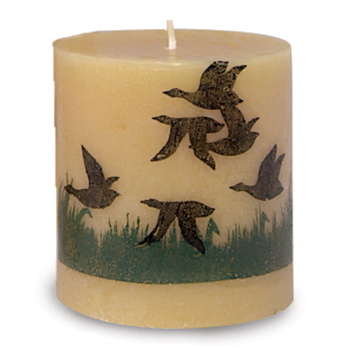 Northern Exposure Duck Candle
