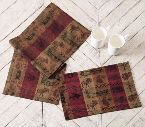 High Country Table Linens