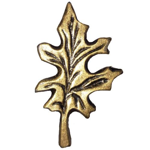 Oak Leaf Knob