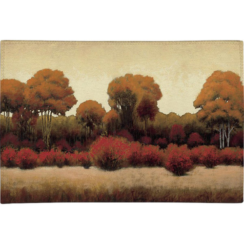 October Woods Chenille Rug - 5 x 7