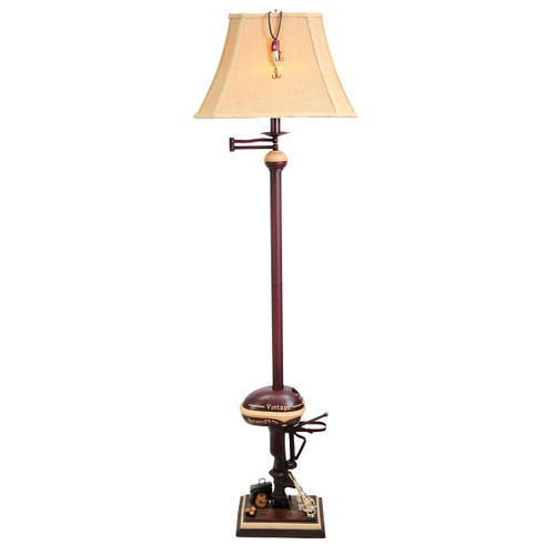 Outboard Floor Lamp