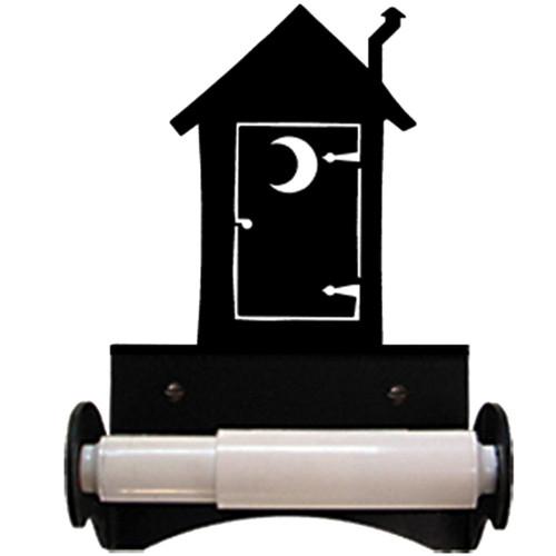 Outhouse Toilet Tissue Holder