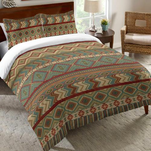 Pueblo Valley Comforter - Queen