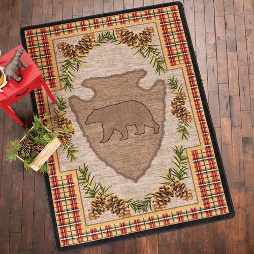 Arrowhead Bear Rug Collection