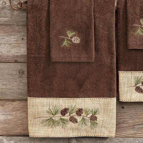 Pine Haven Bath Towel