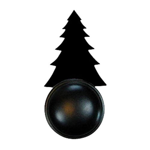 Pine Tree Door Knob
